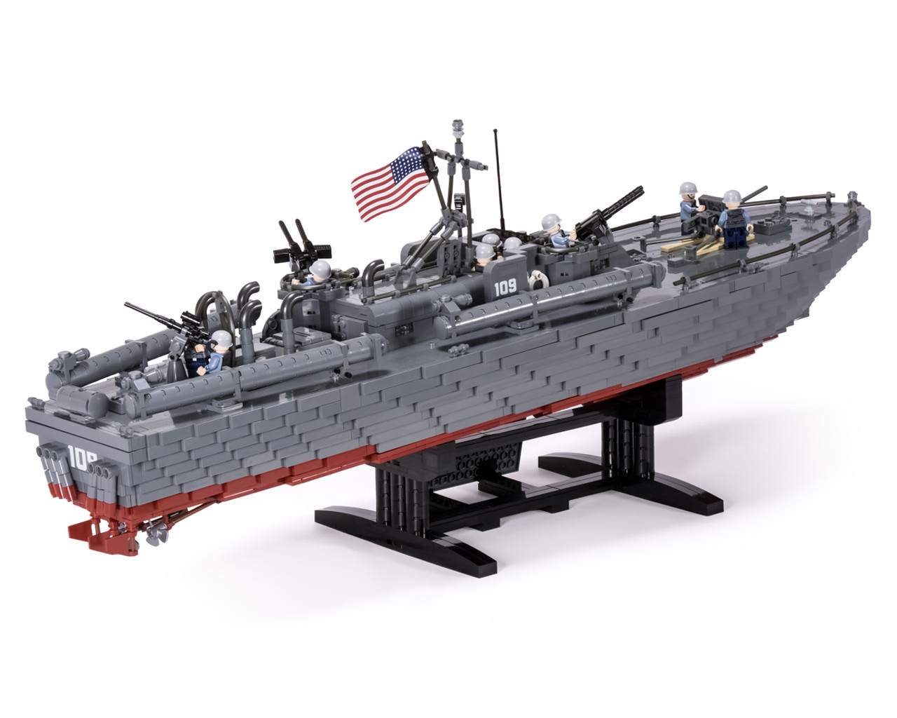 PT-109 - 80' Motor Torpedo Boat