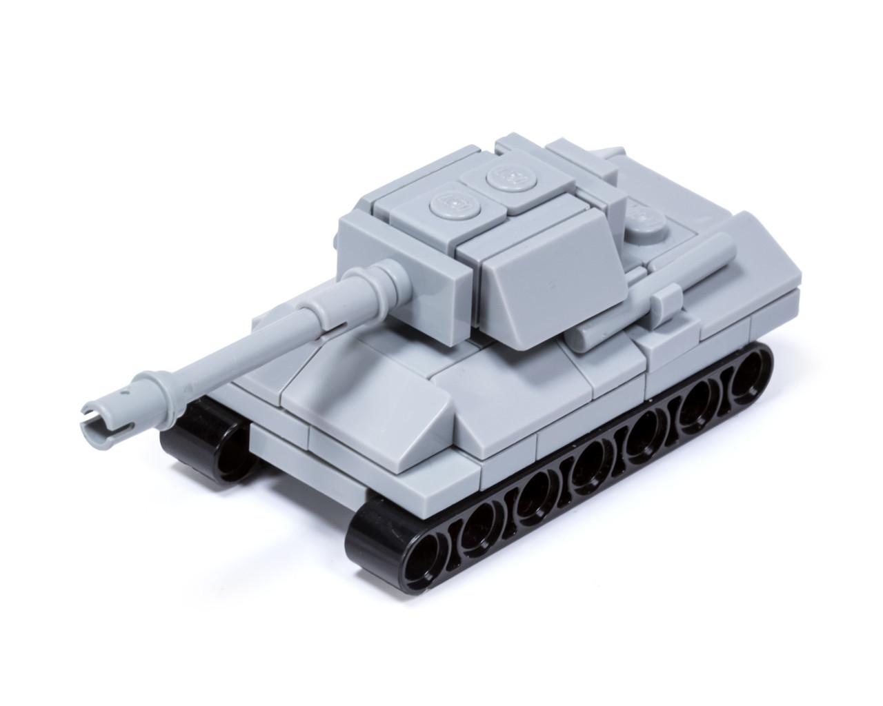 Micro Brick Battle - Panther