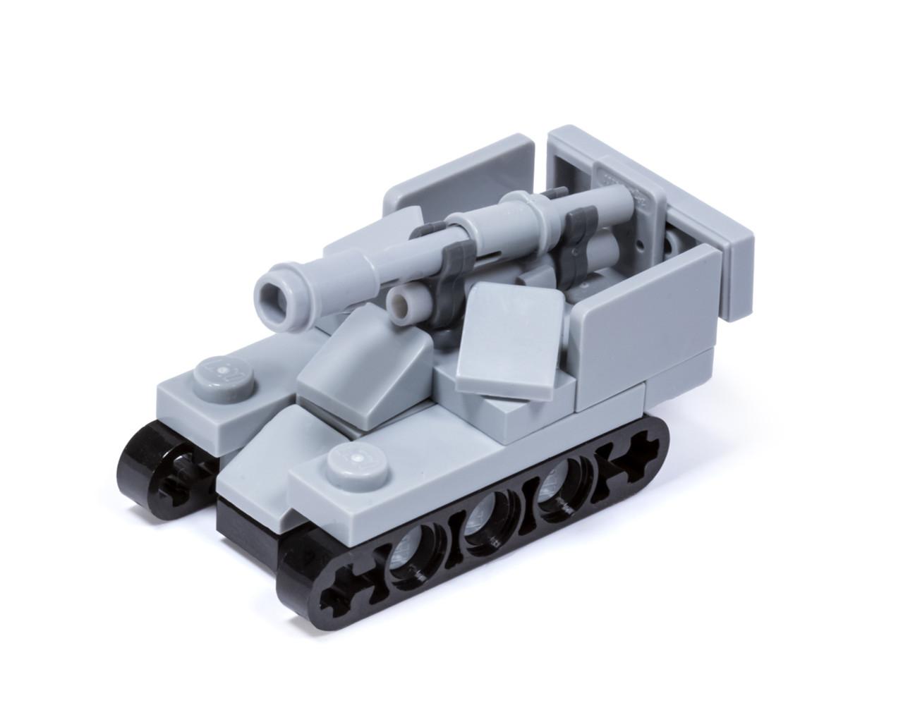 Micro Brick Battle - Wespe