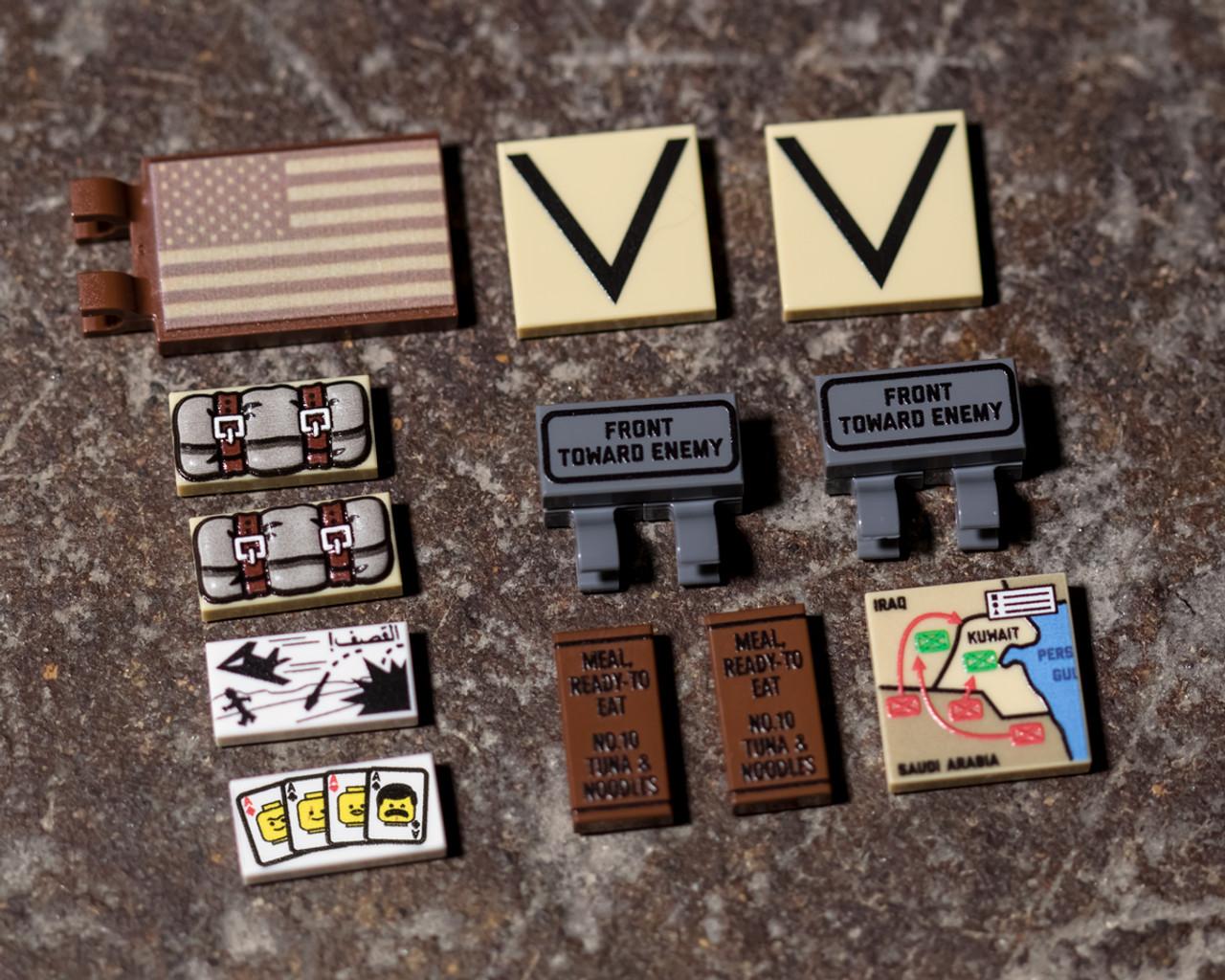 Desert Storm Tile Pack