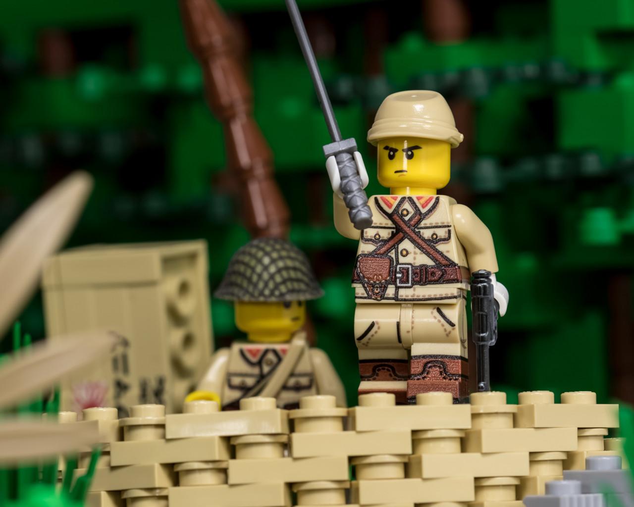 WWII Japanese Officer V2