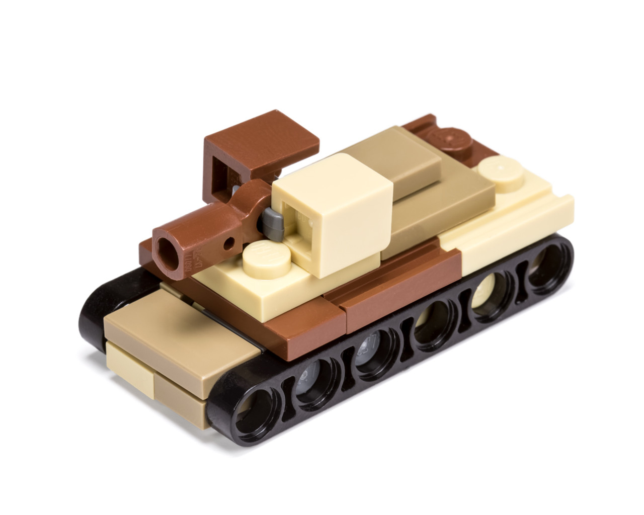 Micro Brick Battle - Type 4 Ho-Ro
