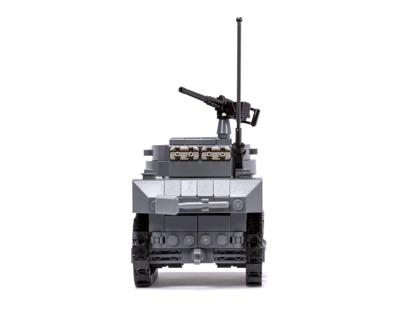 M8 Scott - 75mm Howitzer Motor Carriage