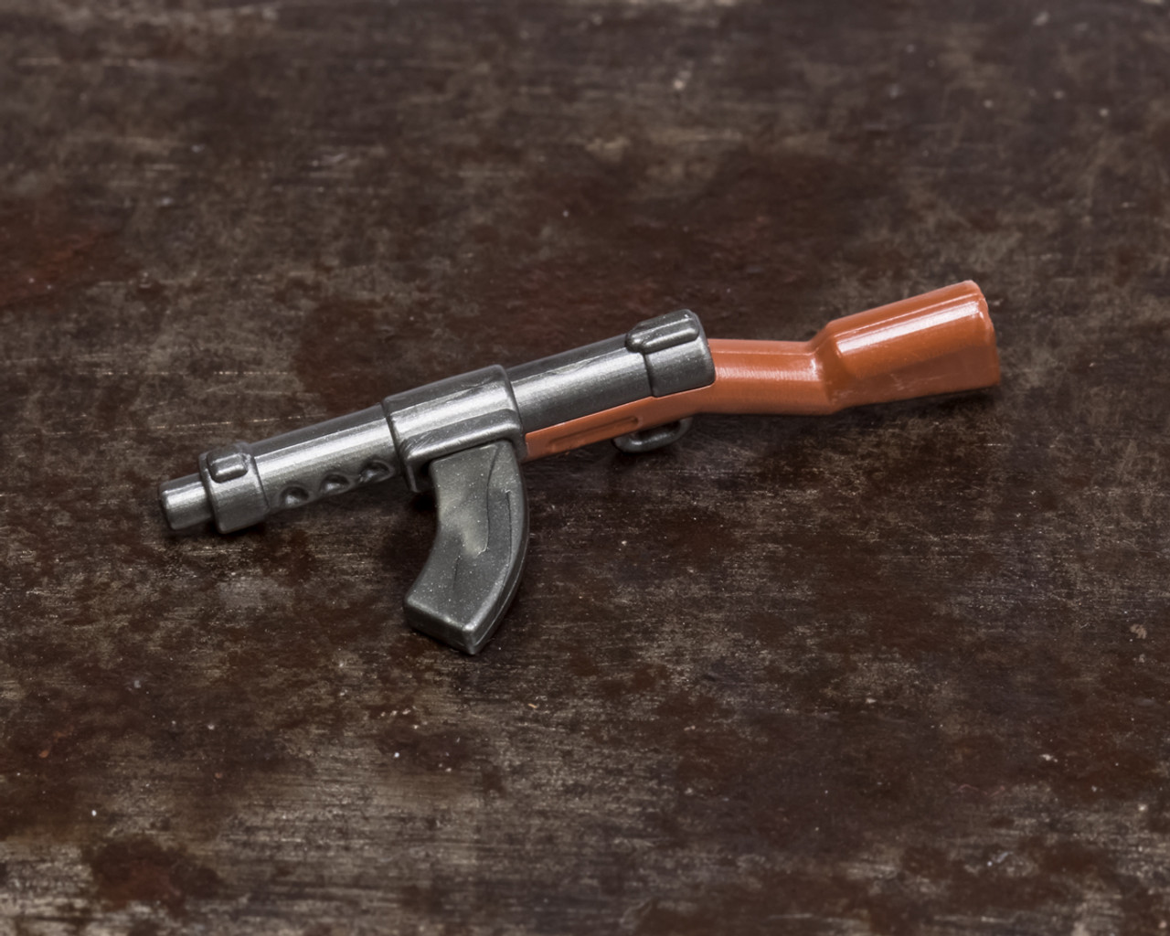 BrickArms Reloaded Overmolded Type 100 SMG