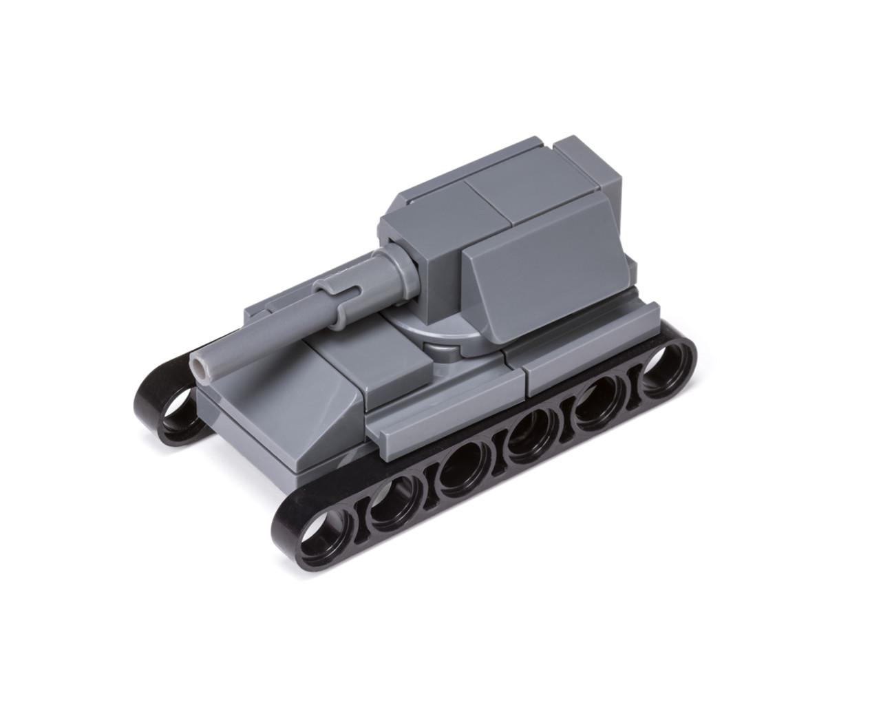 Micro Brick Battle - Su-76