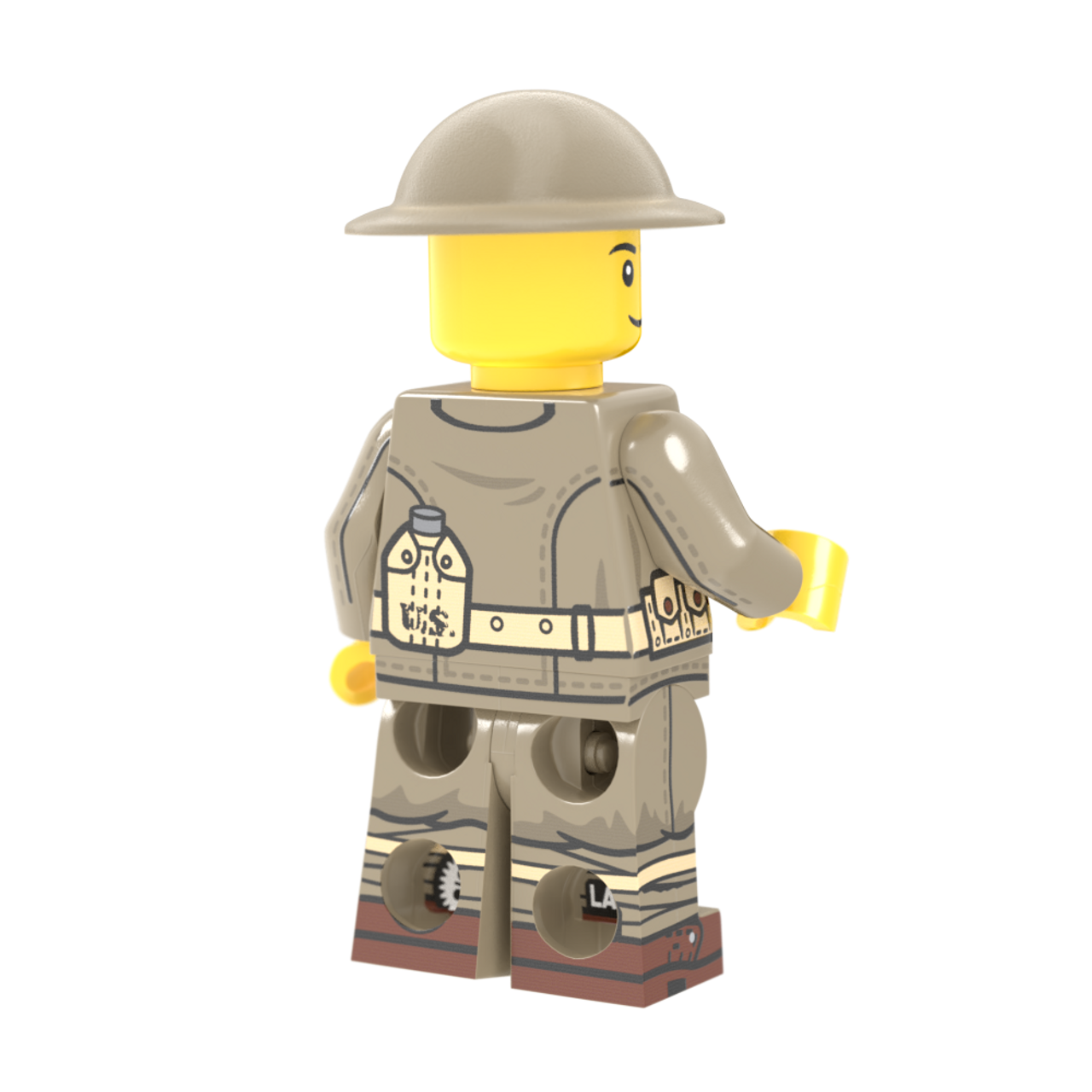 WWI US Rifleman