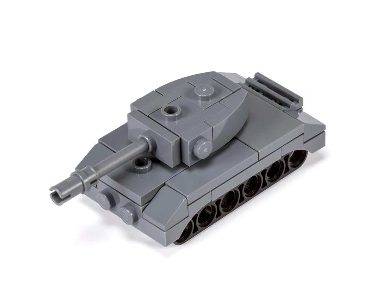 Micro Brick Battle - M26 Pershing