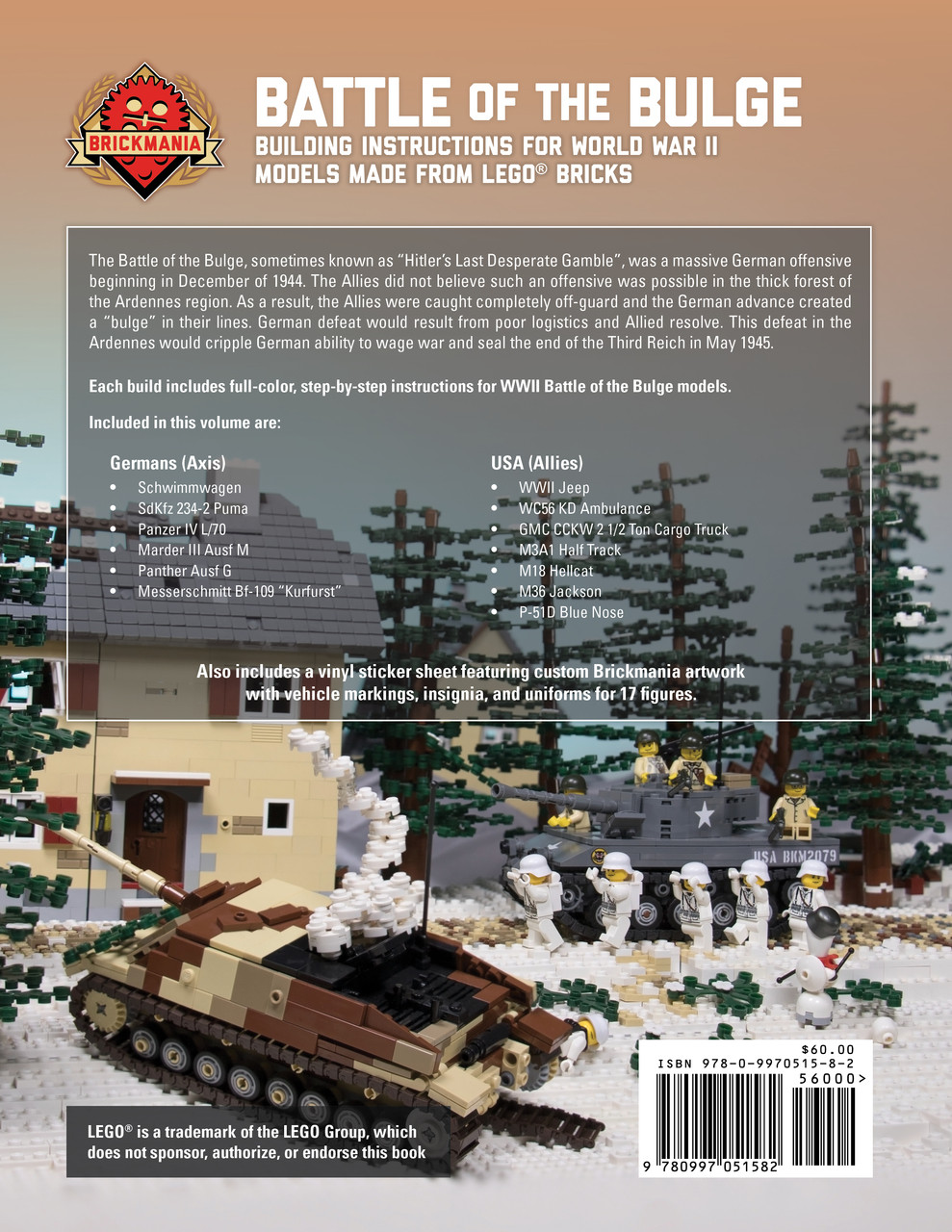 Lego brickmania instructions