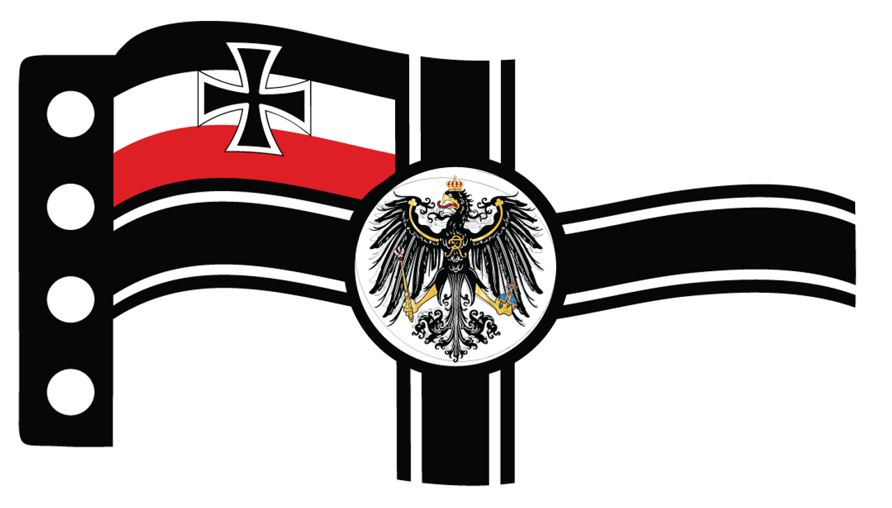 Flag - German (Imperial War)