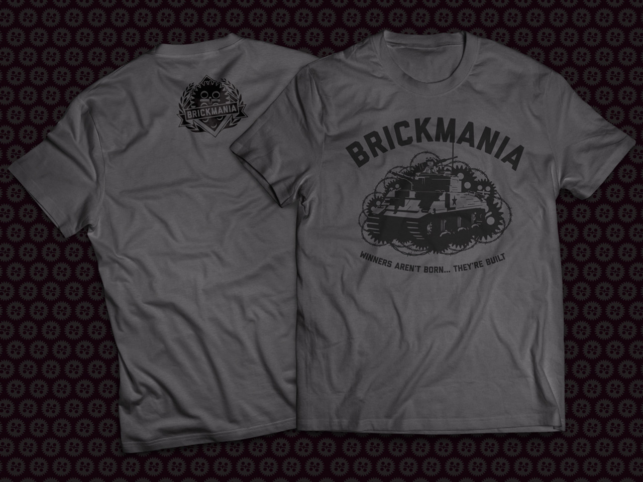 Brickmania 2018 T-Shirt