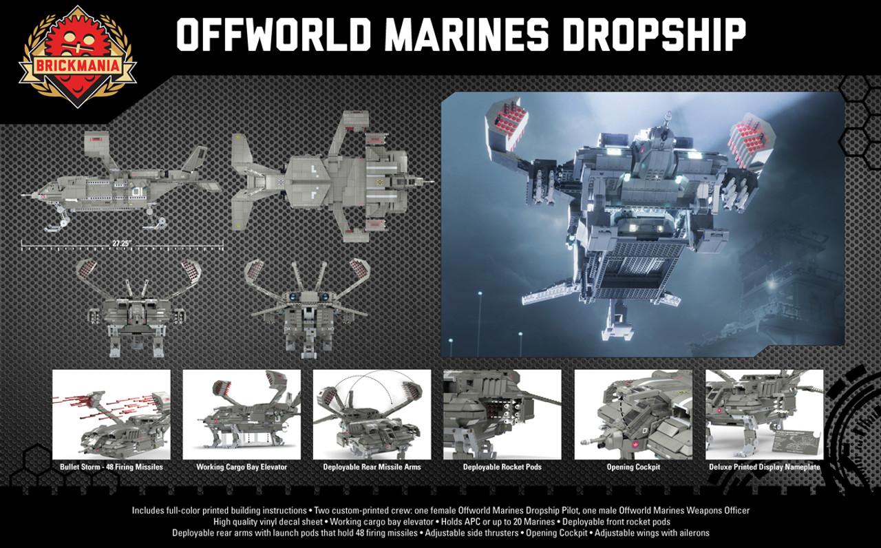 Offworld Marines Dropship