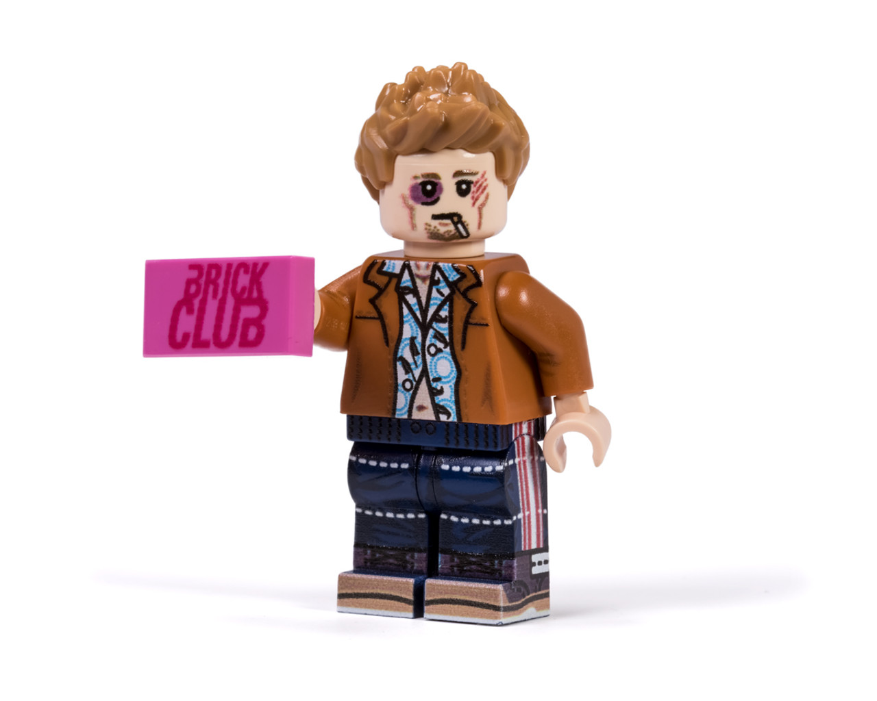 We do not talk about Brick Club