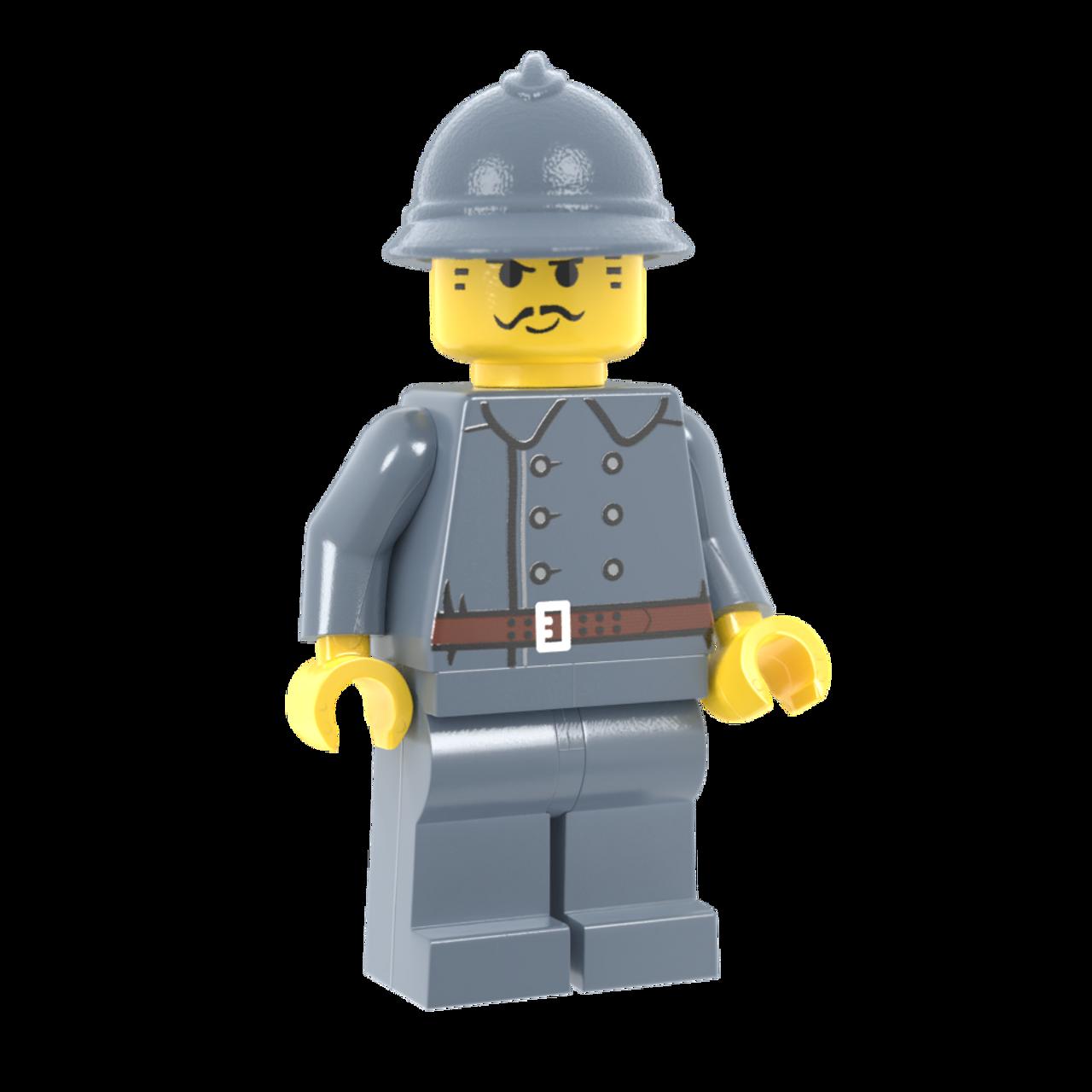 WWI French Infantry