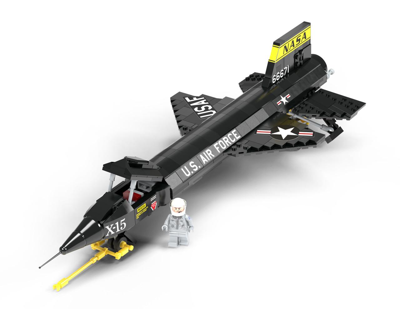 X-15 Rocket Plane