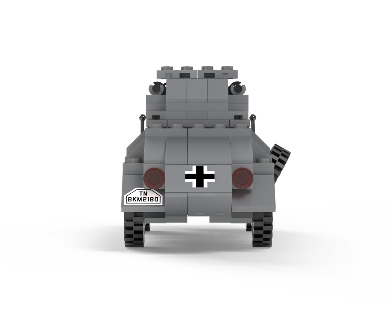 Sdkfz 222 - German Light Armored Car