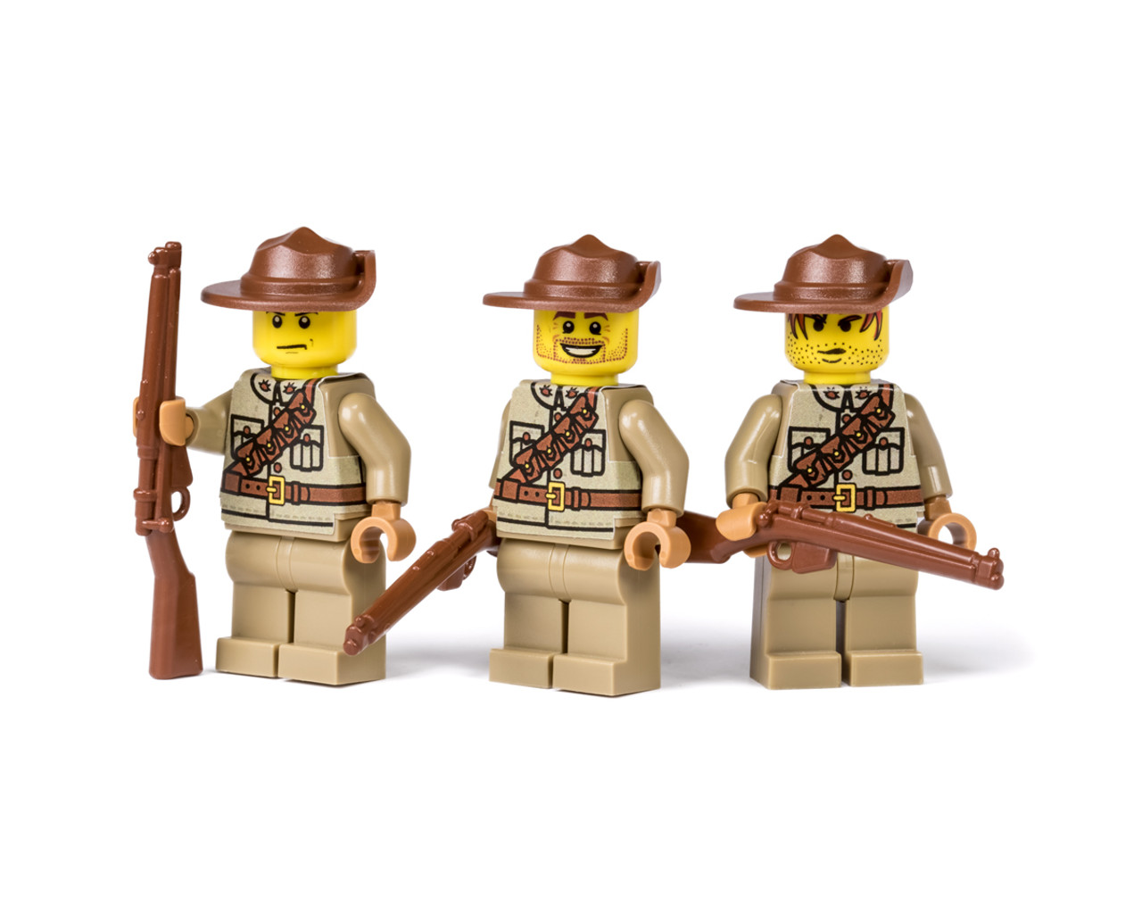 WWI Australian Light Horse - Squad Pack - Stickers