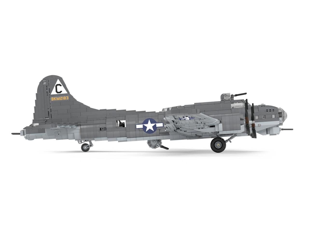 B-17G - WWII Heavy Bomber