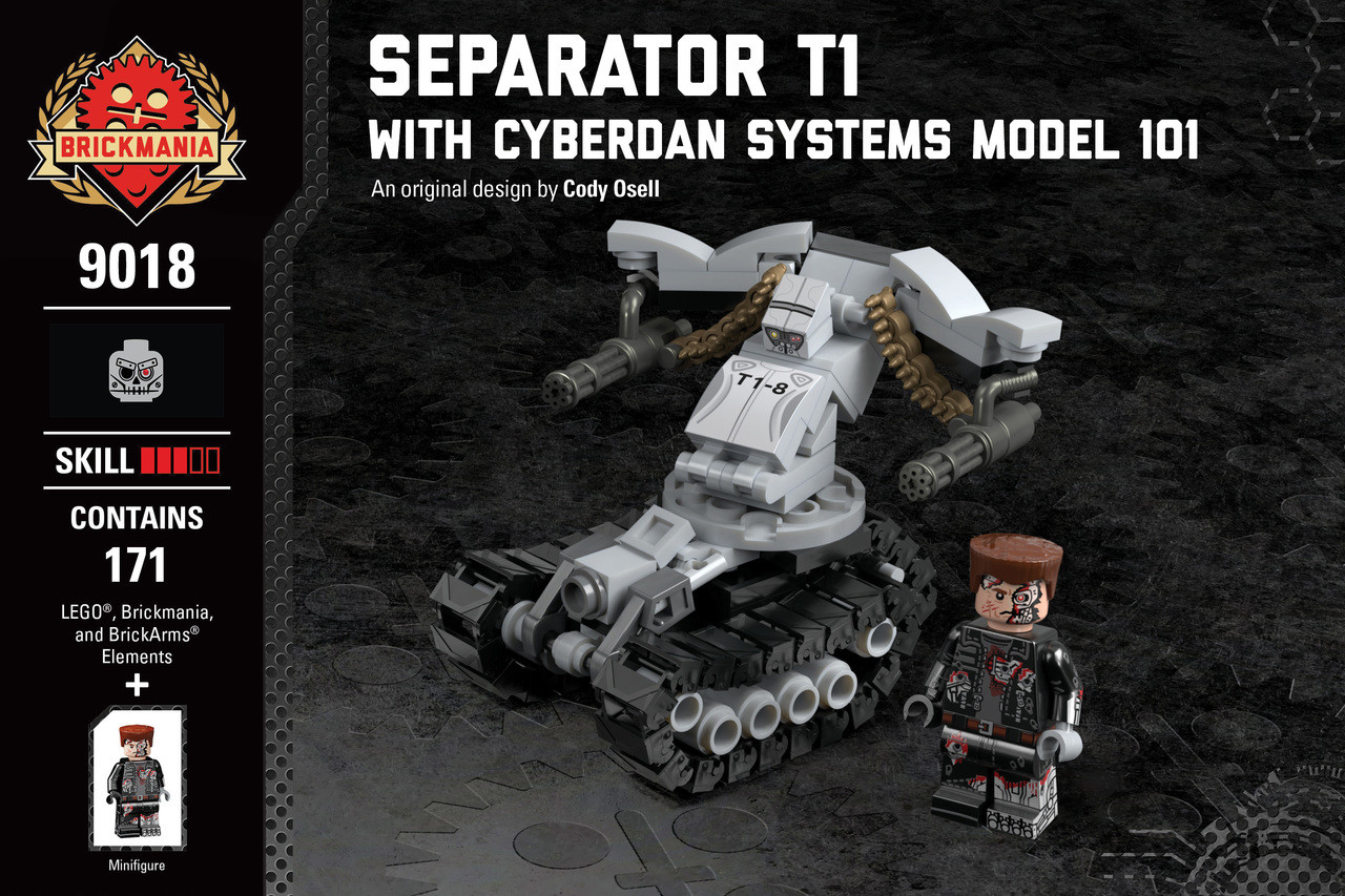 Separator T1 - with Cyberdan Systems Model 101