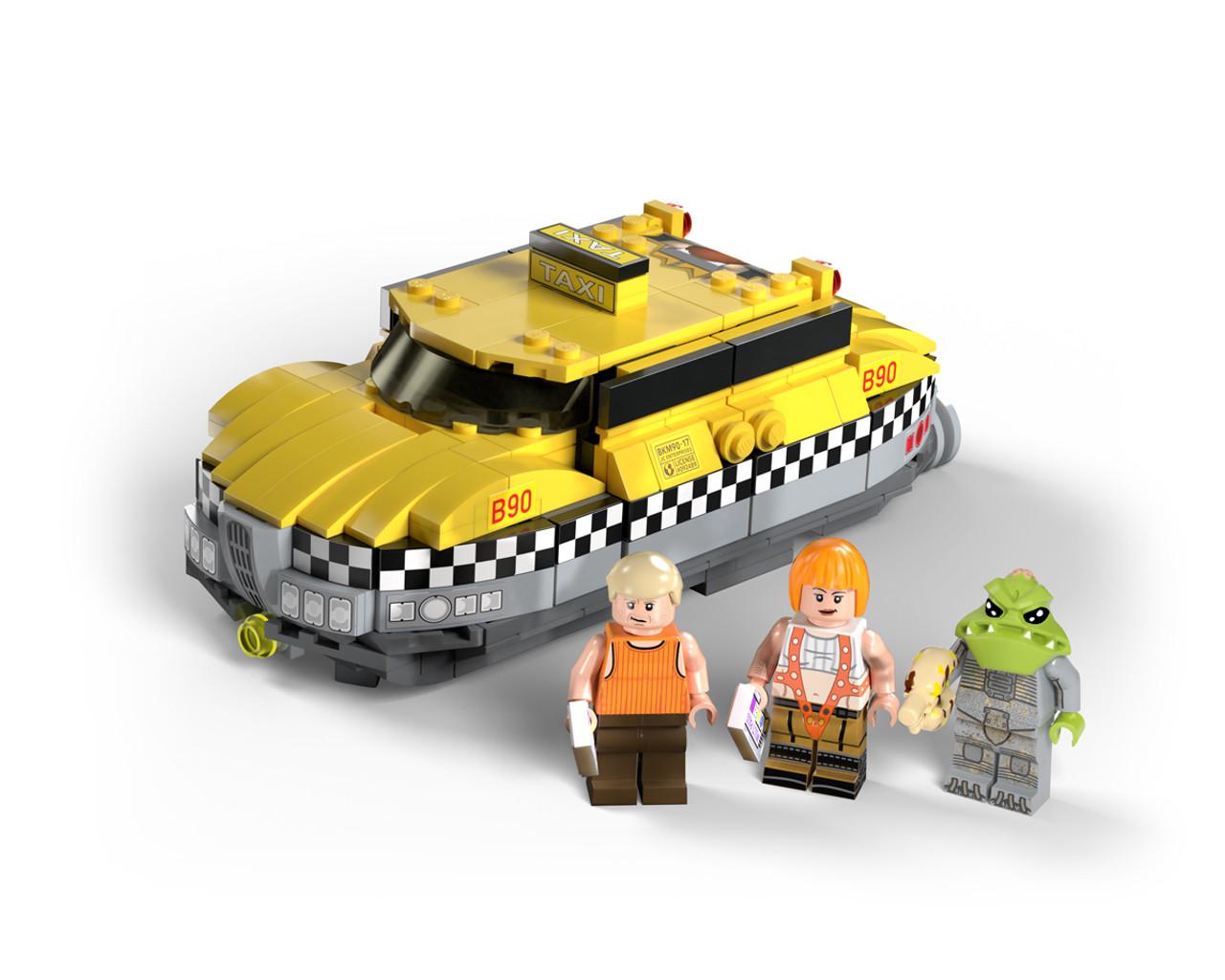 Elemental Taxi - 23rd Century Cab