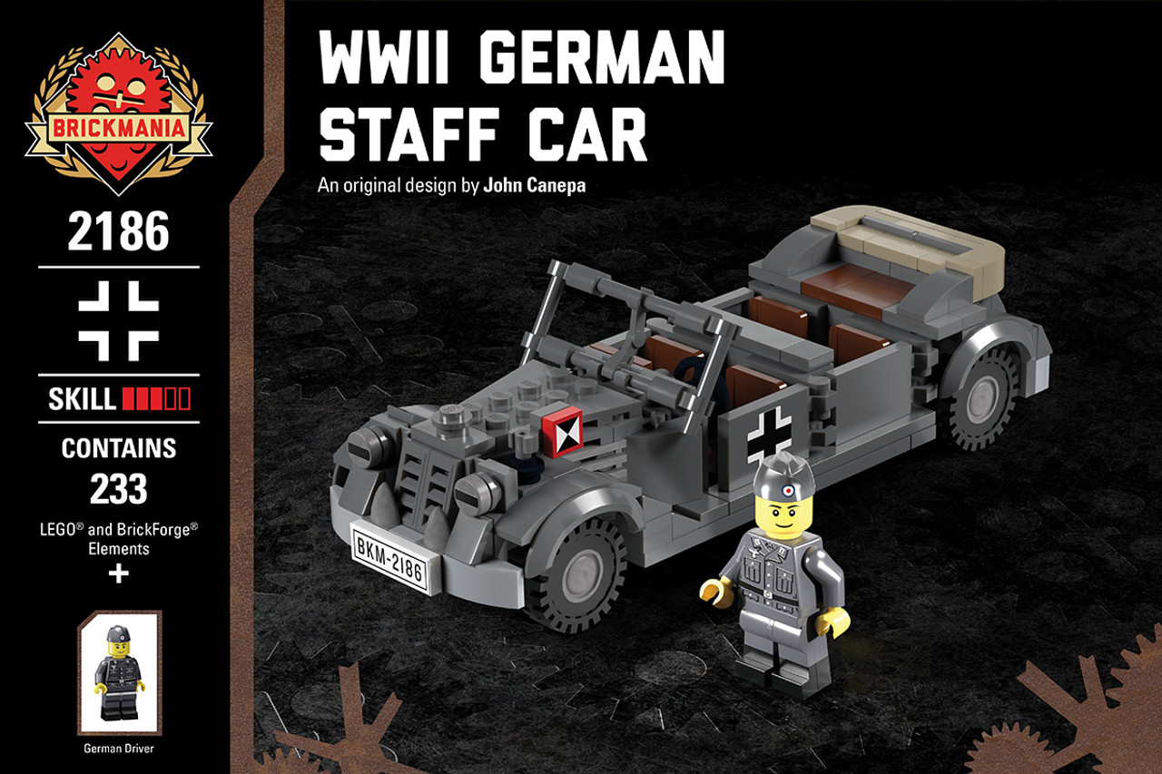 WWII German Staff Car