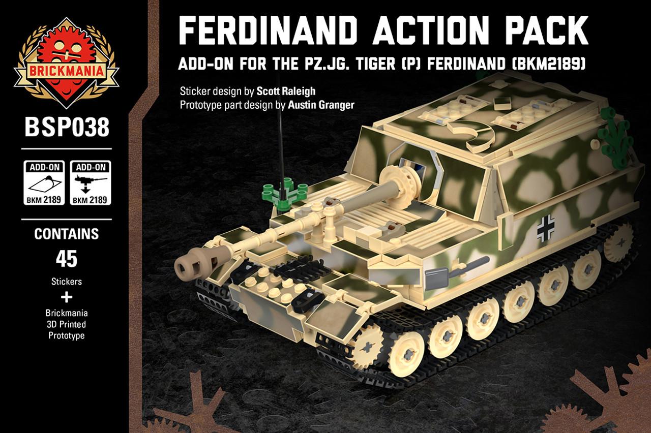 Ferdinand Action Pack