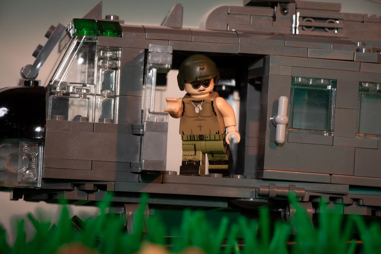 Vietnam Helicopter Crewman (Light Flesh)