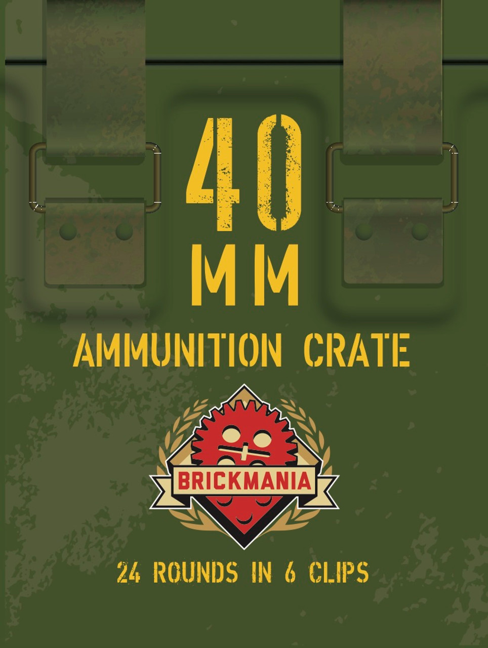 40mm Ammunition Crate