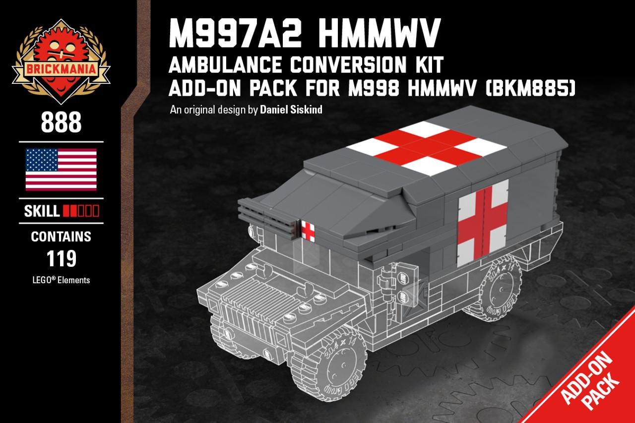 M997A2 HMMWV - Ambulance Conversion Kit Add-On Pack