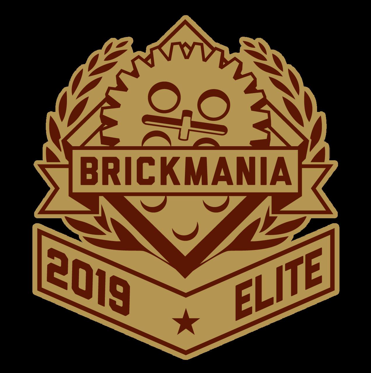 Brickmania Elite Membership 2019