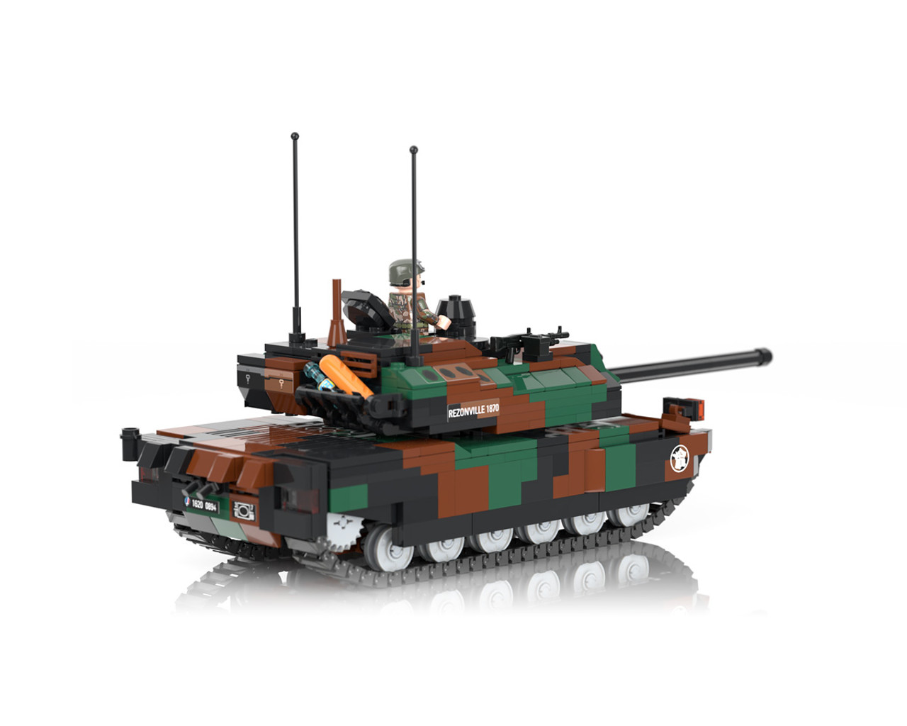 Leclerc Tank Battle Char Main Main Char Leclerc zVGqSMLUp