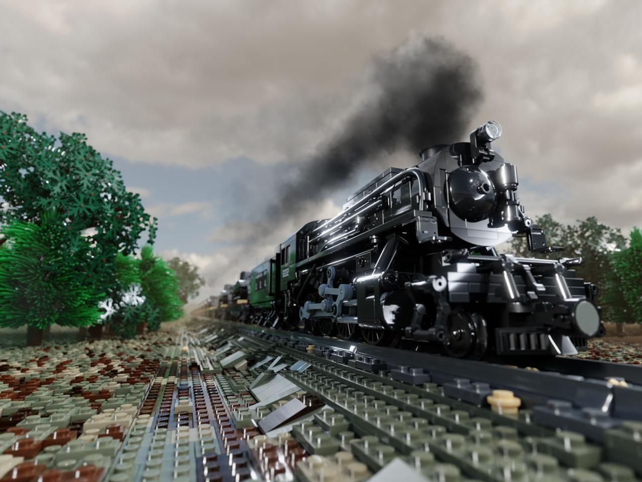 S160 Locomotive - US Army Transportation Corps