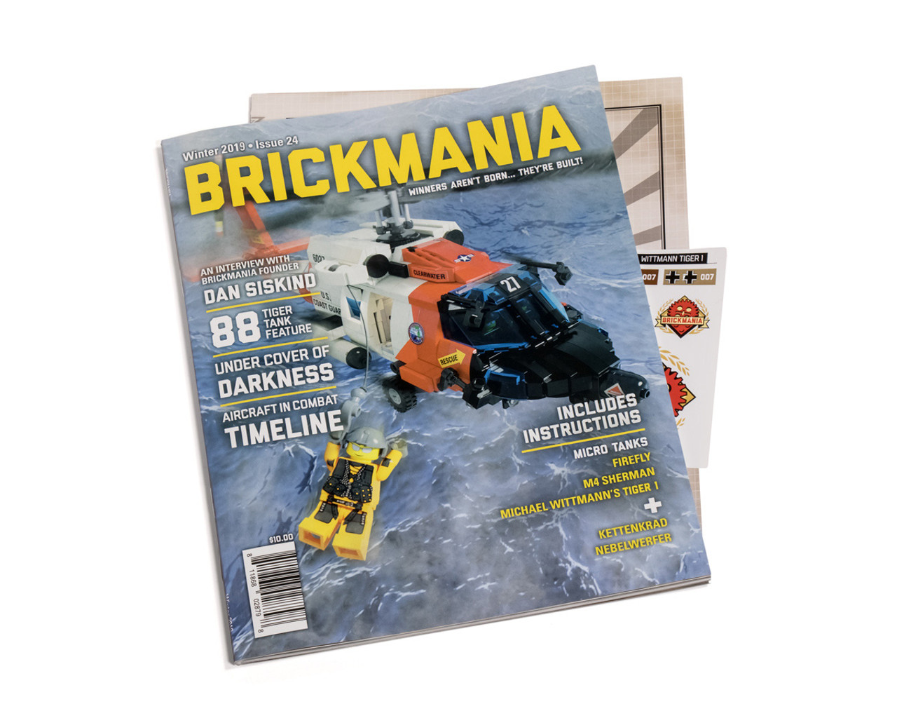 Brickmania Magazine Issue #24 Winter 2019
