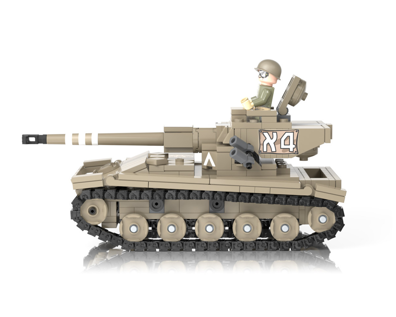 AMX-13 Light Tank - Israeli Army - Six-Day War