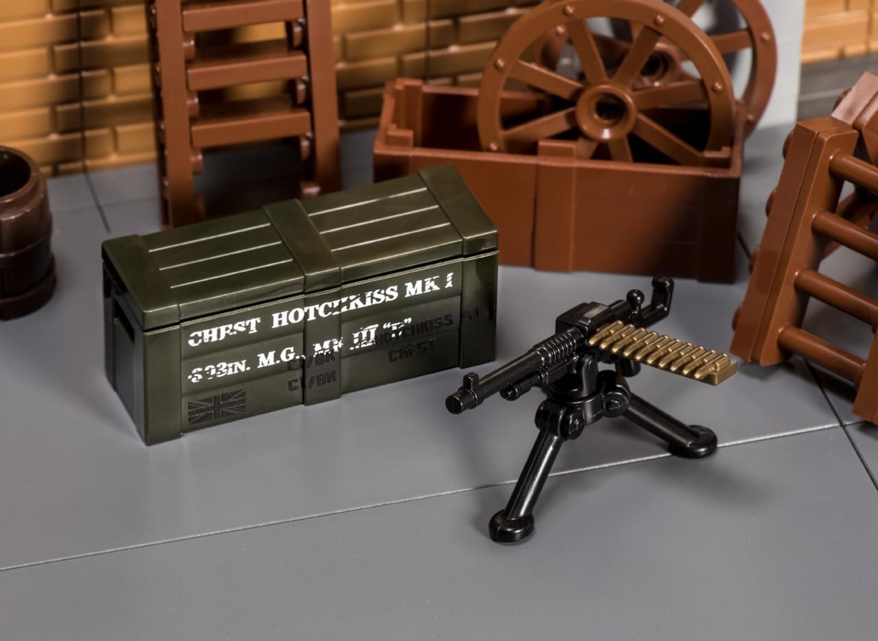 M1909 Hotchkiss Mk1 Crate