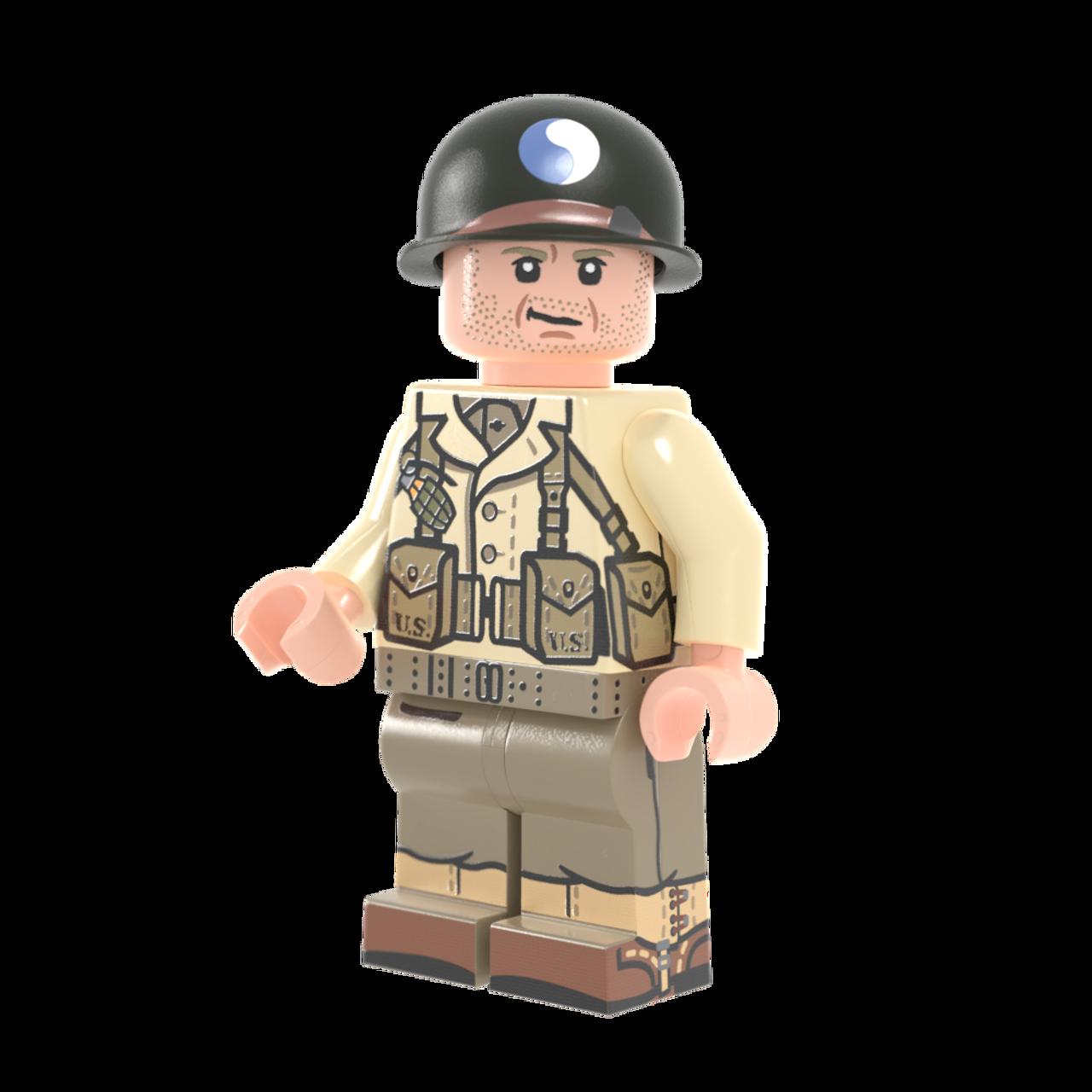 WWII US BAR Gunner