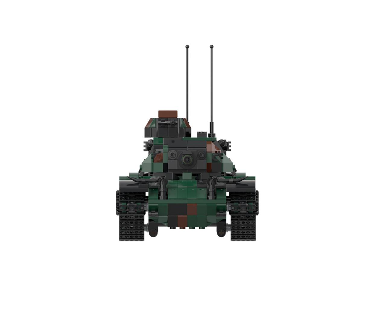 M60A3 - Main Battle Tank