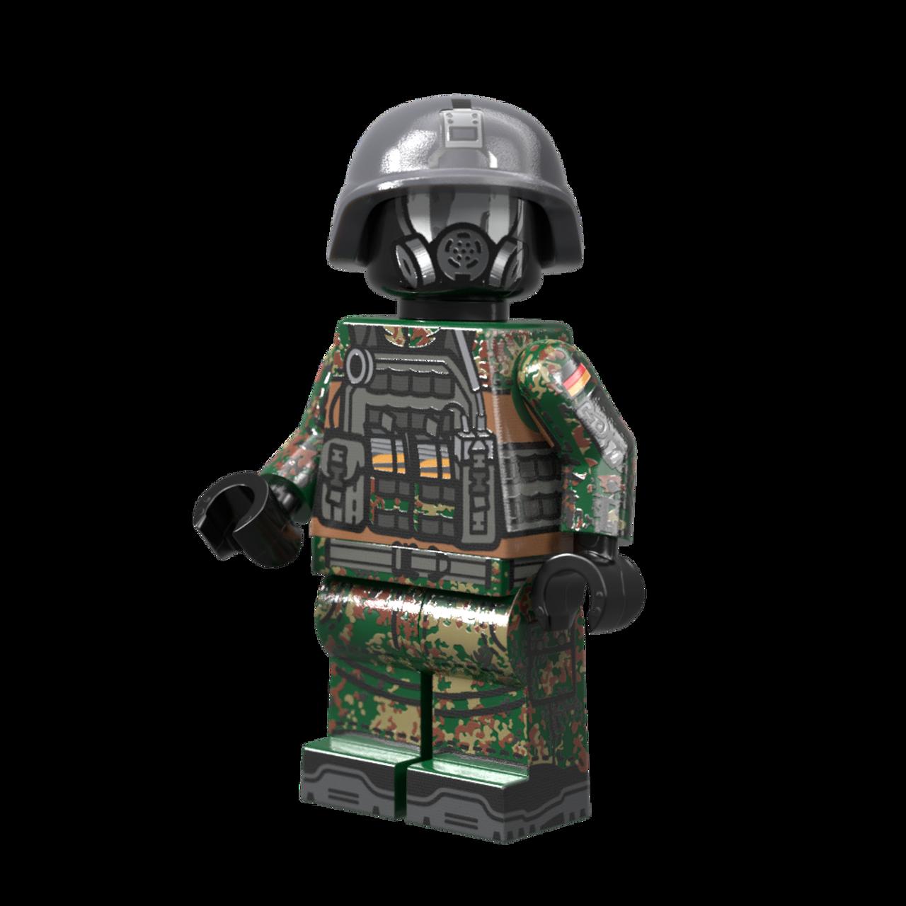 Modern German Rifleman