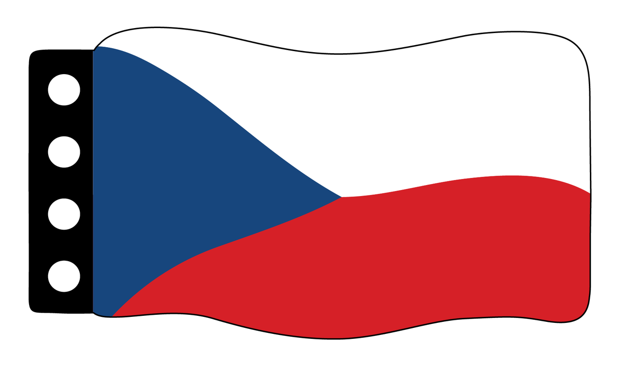 Flag - Czech Republic Flag