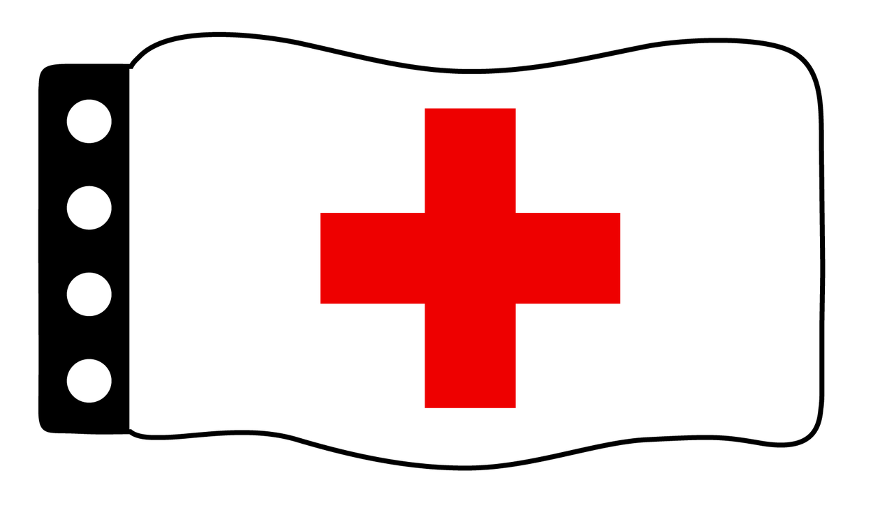 Flag - Red Cross Flag