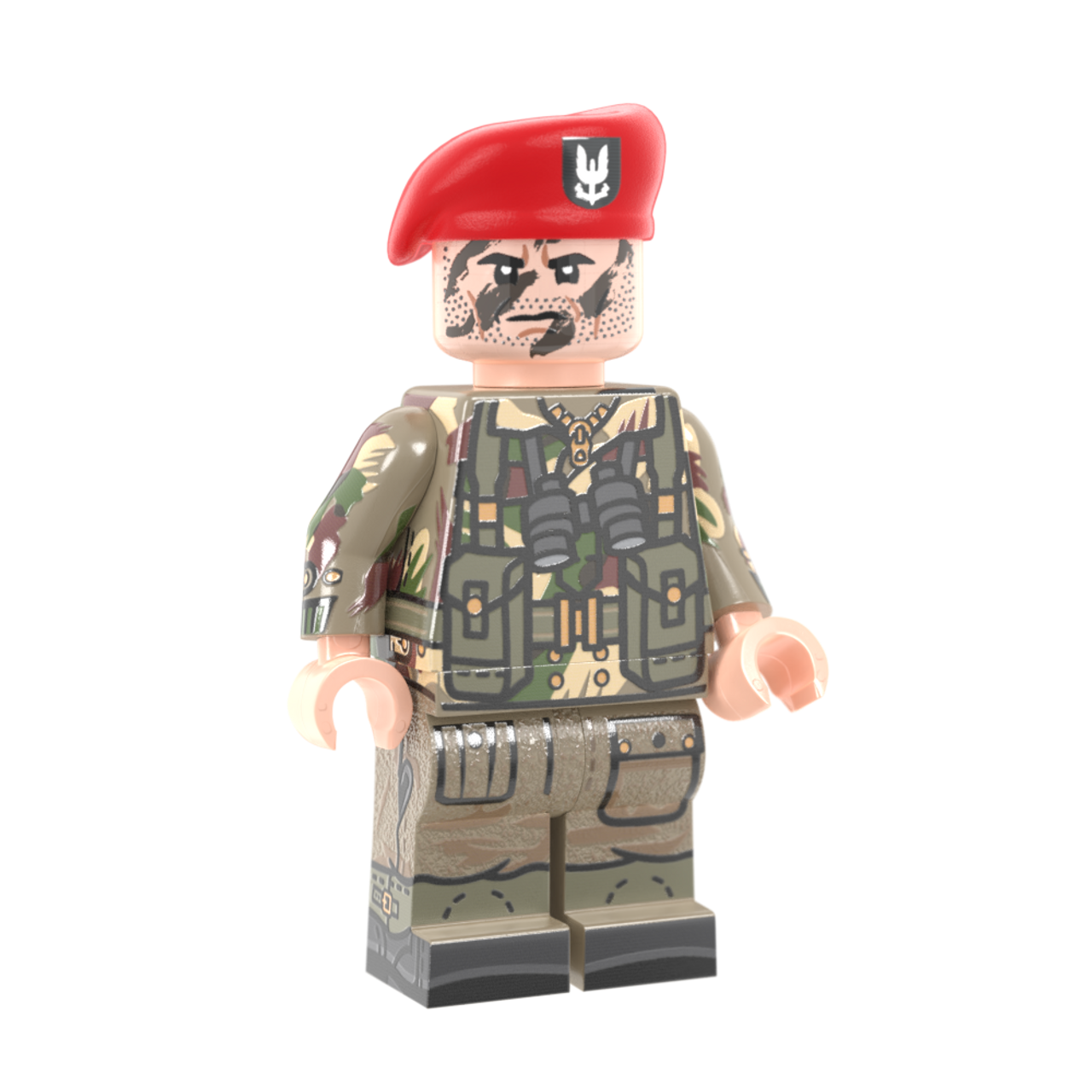 WWII British SAS V2