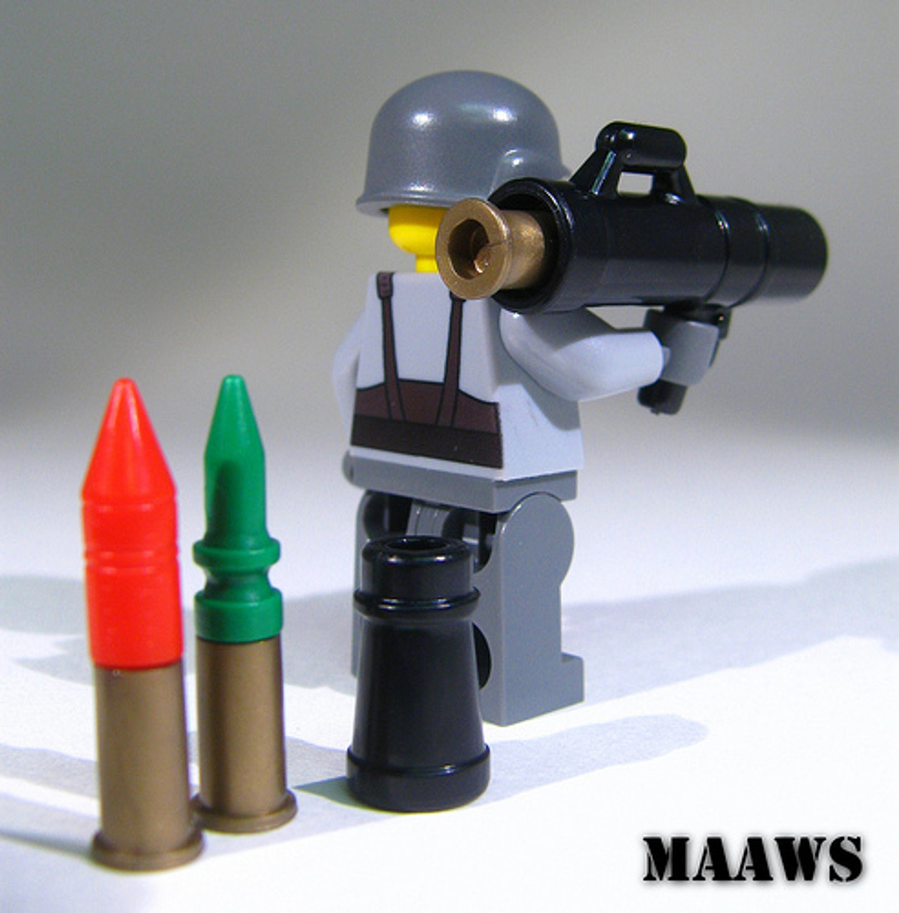 BrickArms MAAWS with RGB Shells