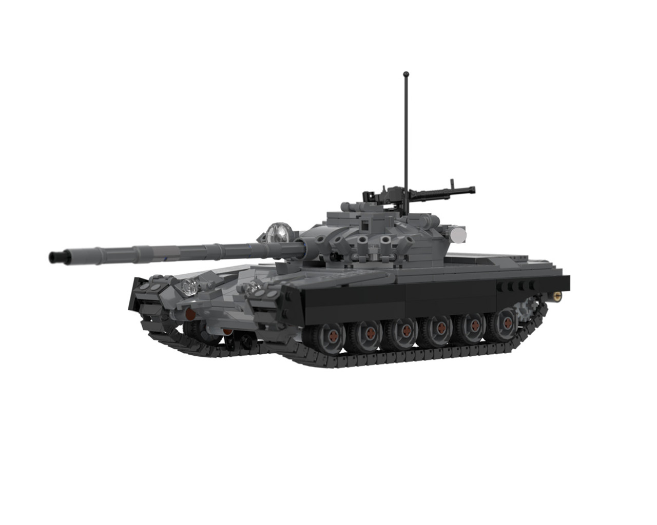 T-72a - Main Battle Tank