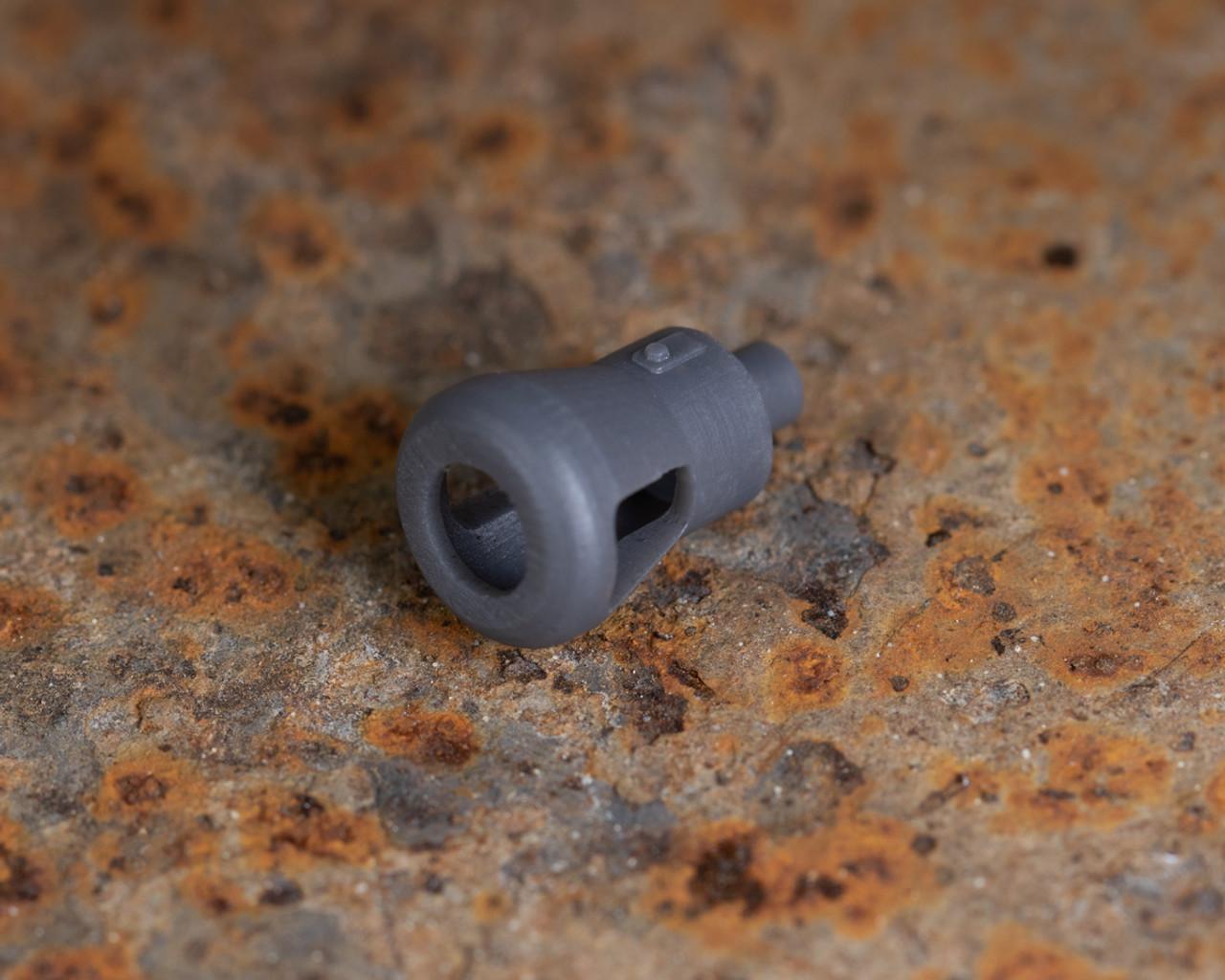 WWII British 6-Pounder Muzzle Brake - Bar Connection