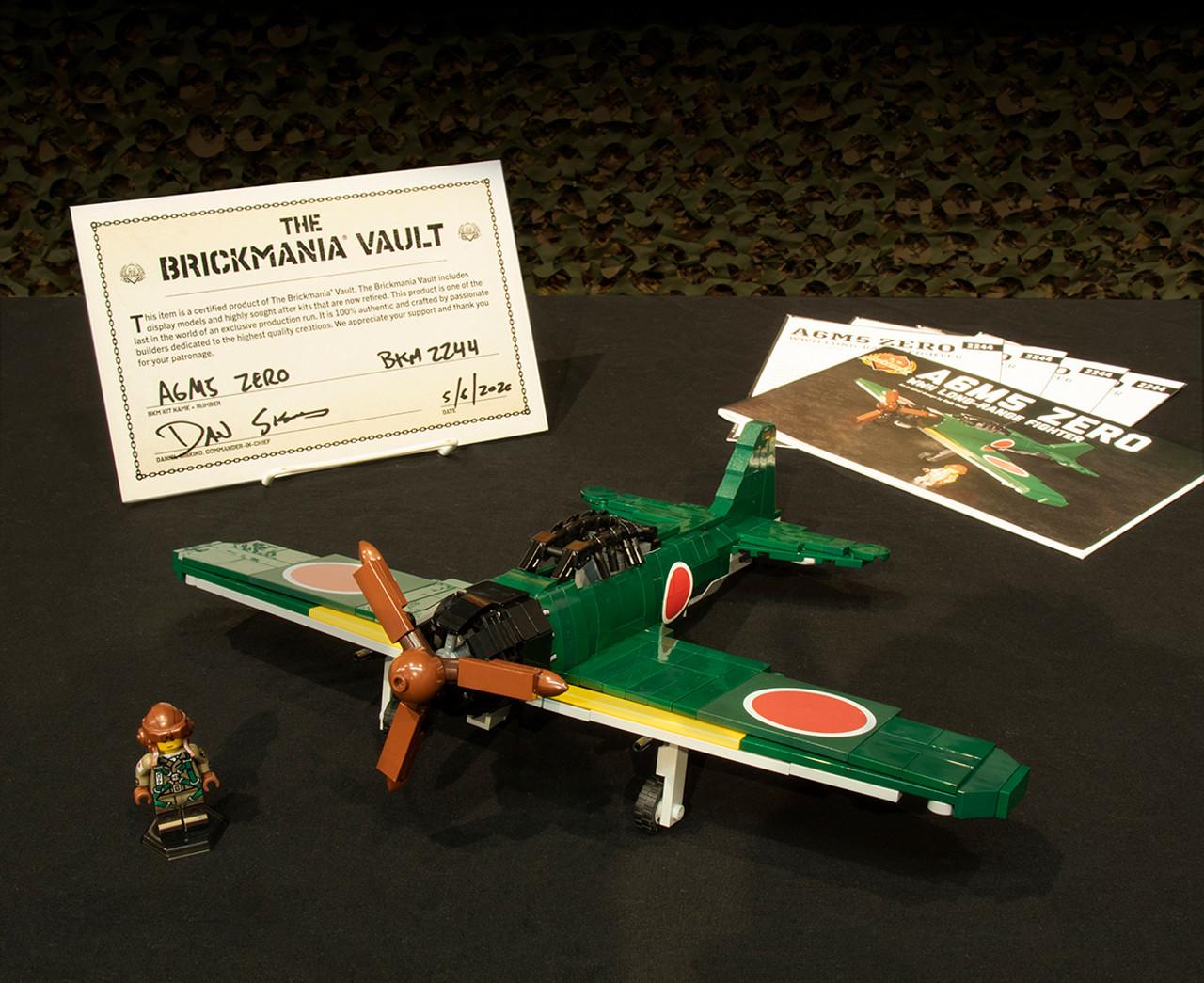 A6M5 Zero - WWII Long-Range Fighter - BKM Vault