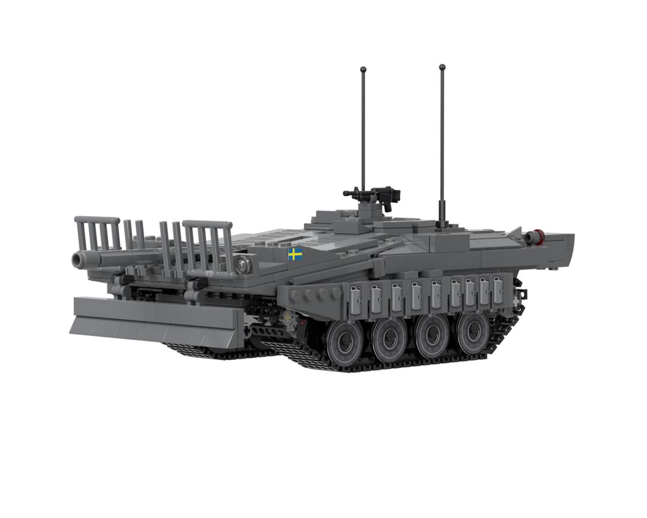 S-Tank - Stridsvagn 103 Main Battle Tank