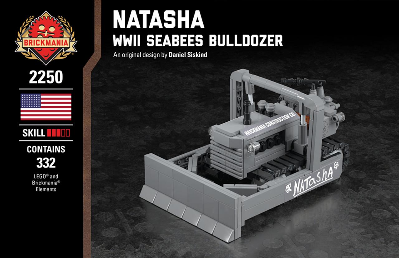 Natasha - WWII Seabees Bulldozer