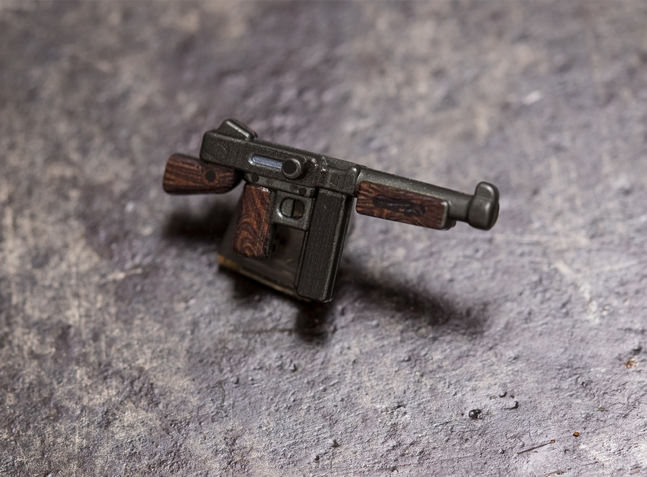 Brickmania® Perfect Caliber™ BrickArms® M1A1 V.2 SMG