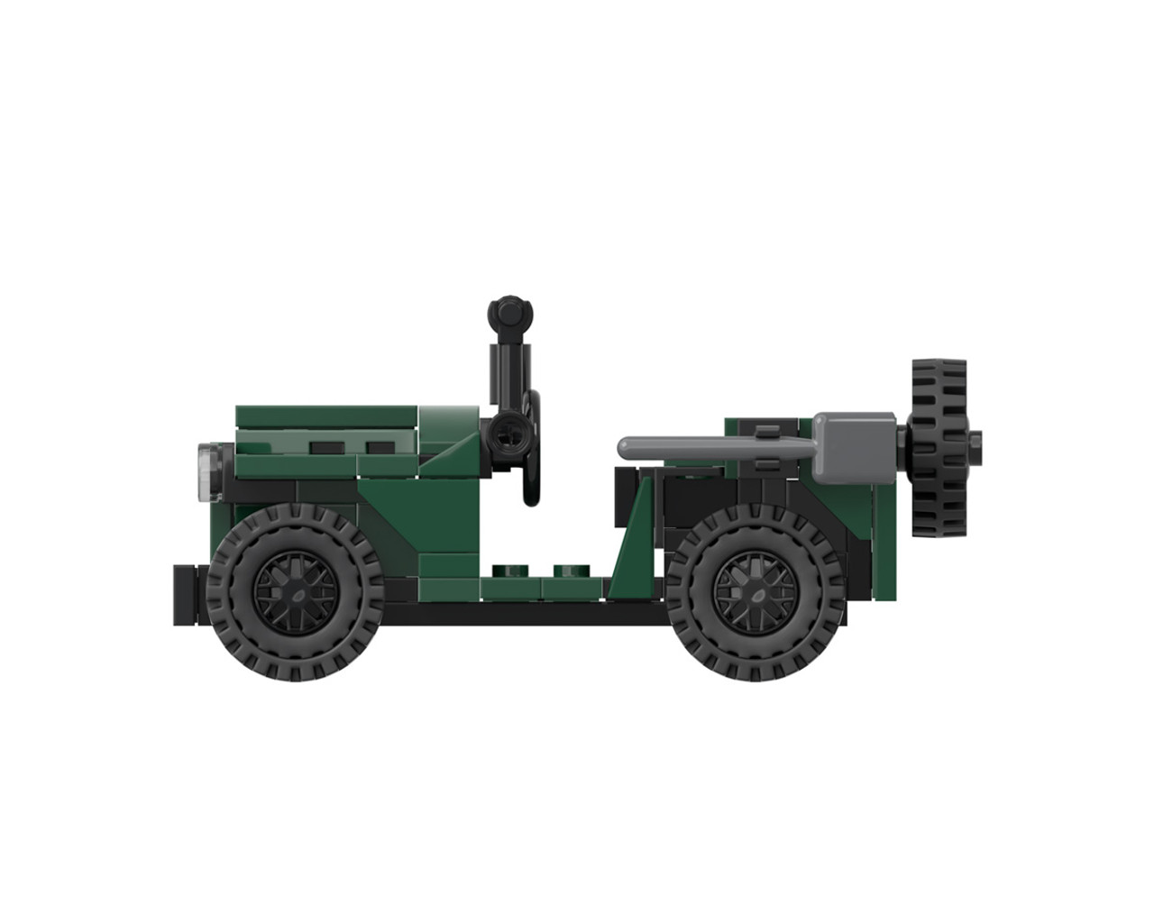 GAZ-67 - General Purpose 4x4