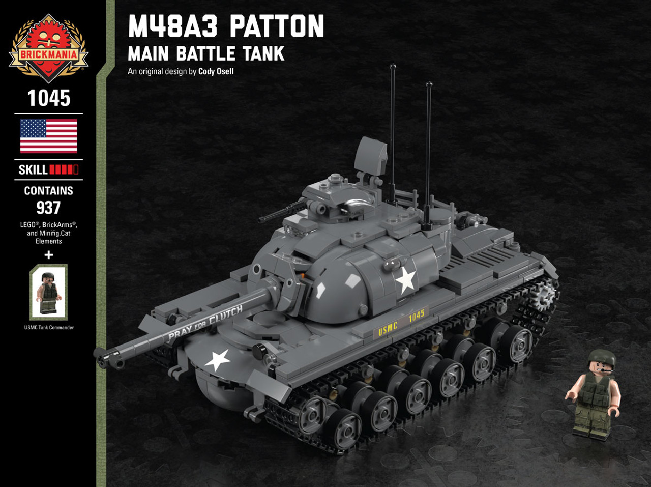 M48A3 Patton - Main Battle Tank