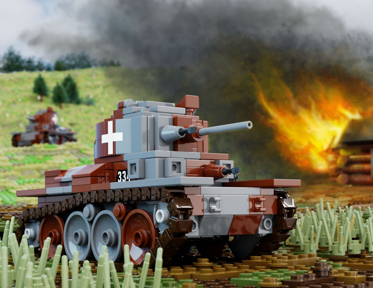 Panzer 38(t) - German Light Tank